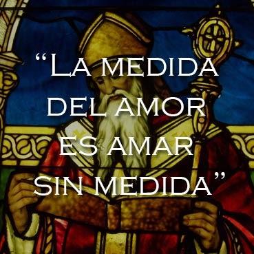 Imagen y frase célebre de San Agustin