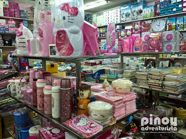 Where to shop bargains in Manila