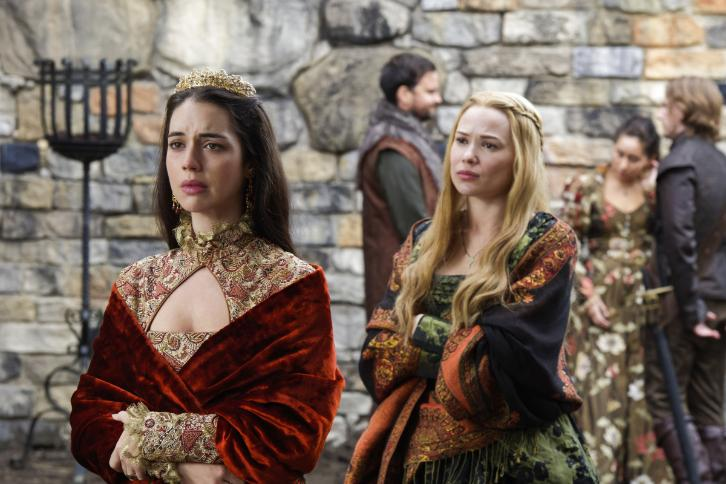 Reign - Episode 4.10 - A Better Man - Promos, Sneak Peek, Promotional Photos & Press Release