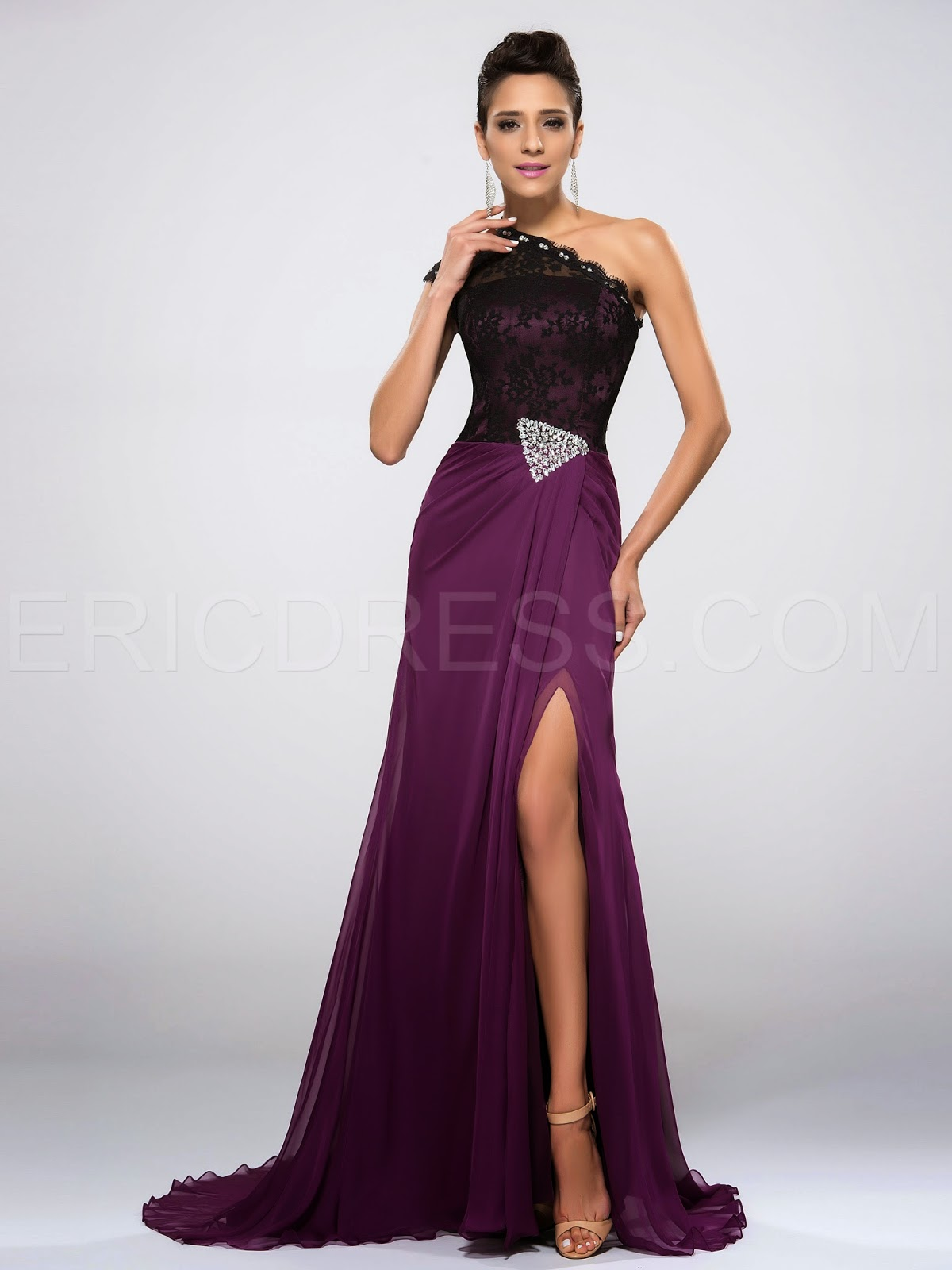 purple-black-dress