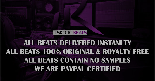 Buy Beats For Cheap | Download Rap Beats - itsKOTIC Beats