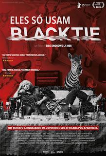"""Poster do filme """"Eles Só Usam Blacktie"""""""