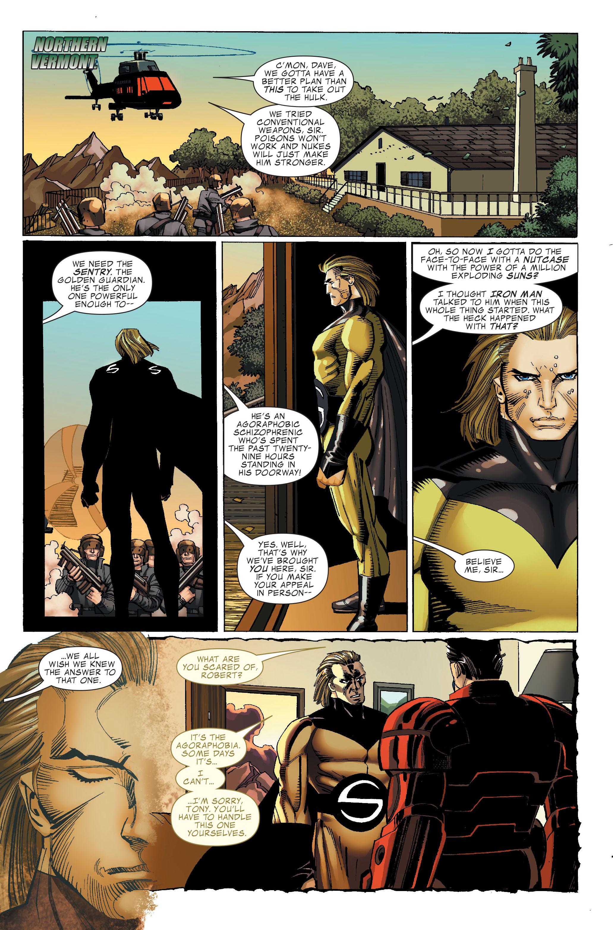 Read online World War Hulk comic -  Issue #4 - 25