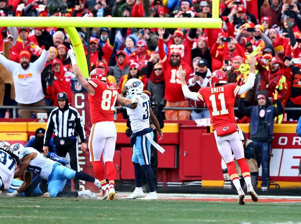 6eb0047d61d3d Chiefs trocará Alex Smith para o Washington Redskins