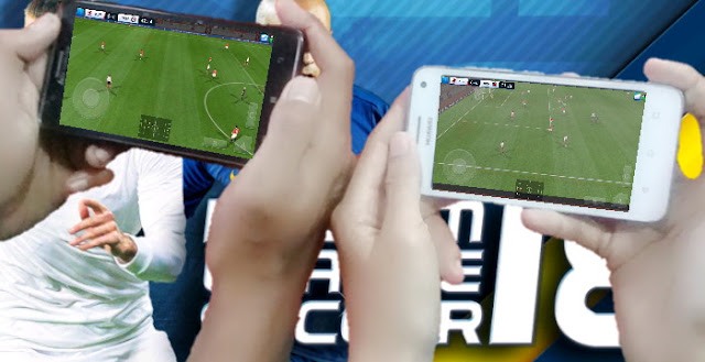 How to play multiplayer offline game Dream League Soccer