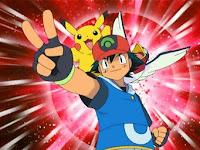 Ash y sus Pokemon de Hoen