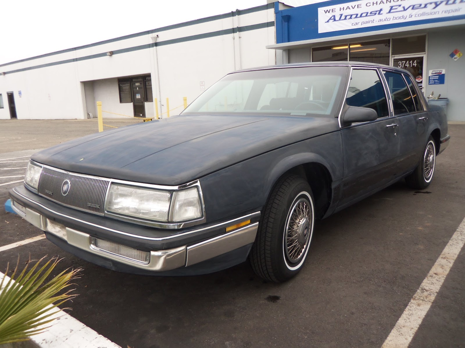 auto body collision repair car paint in fremont hayward union city san francisco bay 1989 buick color restoration 1989 buick color restoration
