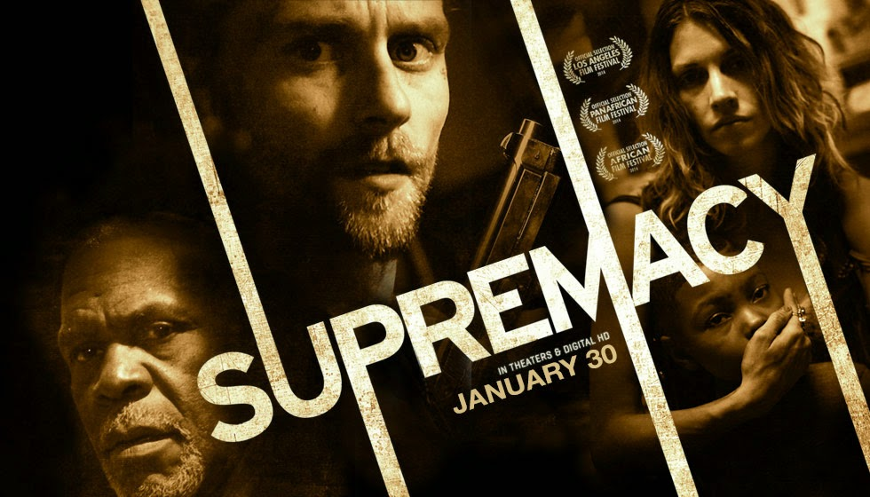 supremacy film