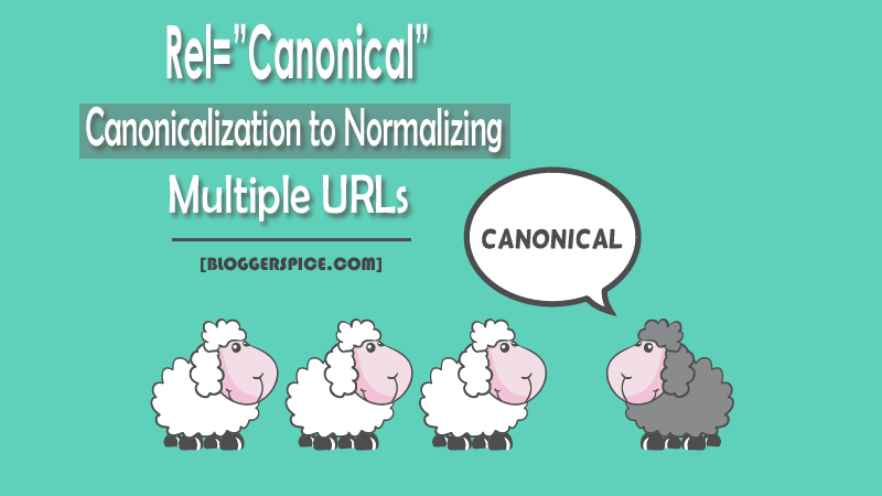 how to use rel-'canonical'