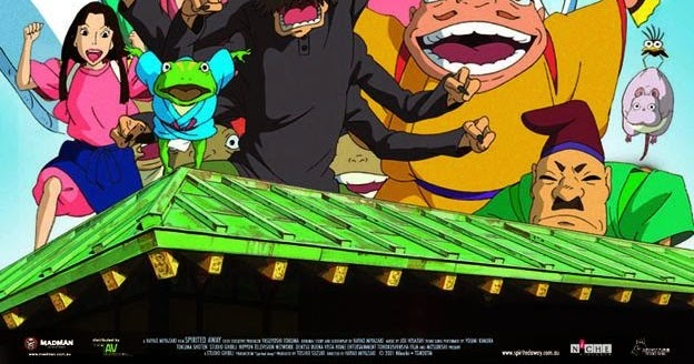 Watch Spirited Away 2001 Online For Free Full Movie -2307