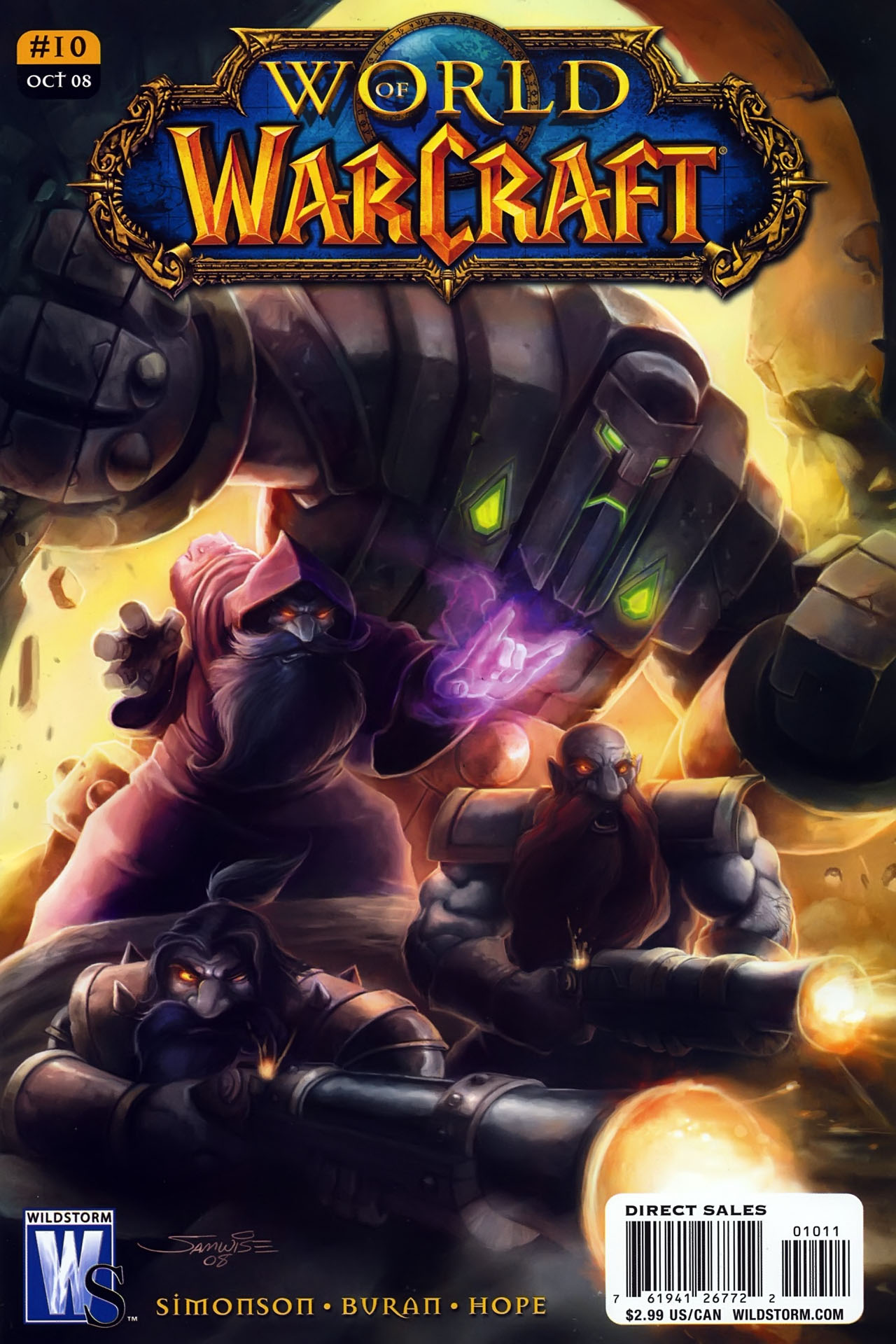 Read online World of Warcraft comic -  Issue #10 - 1