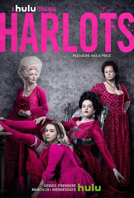 Harlots (TV Series) S01 DVD R2 PAL Spanish