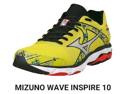 MIZUNO WAVE INSPIRE 10