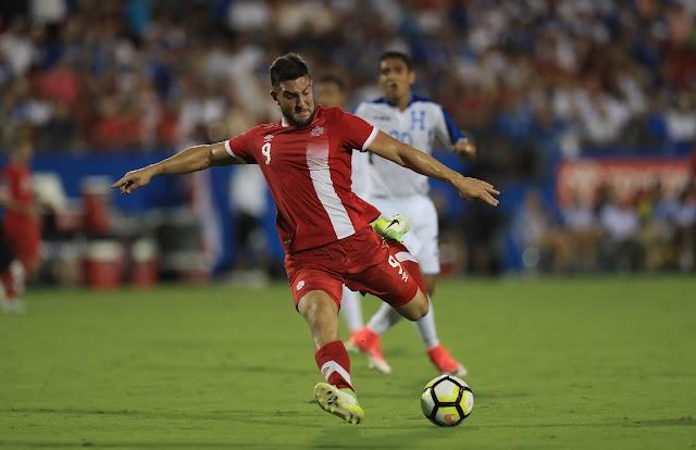 La selección de Canadá empató a 0 con Honduras en la Copa de Oro 2017