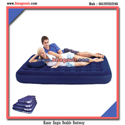 Kasur Angin Double Bestway Bahan Tebal