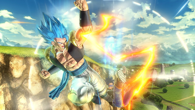 Dragon Ball Xenoverse 2 New Screenshots show off Gogeta (SSGSS), new costumes, and More