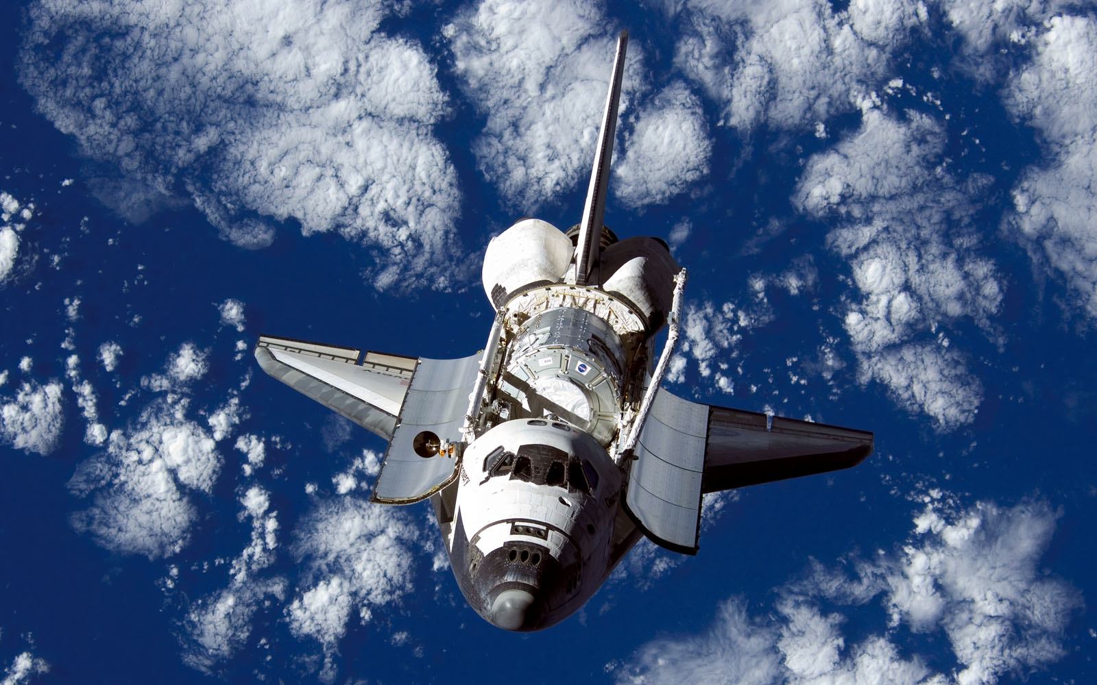 wallpapers: Discovery Space Shuttle