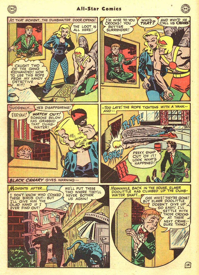Read online All-Star Comics comic -  Issue #46 - 16