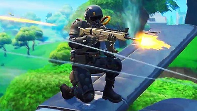 Free to Play Fortnite Air Royale