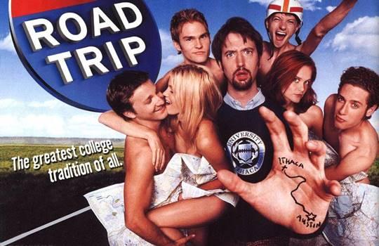 Road Trip movie wallpaper