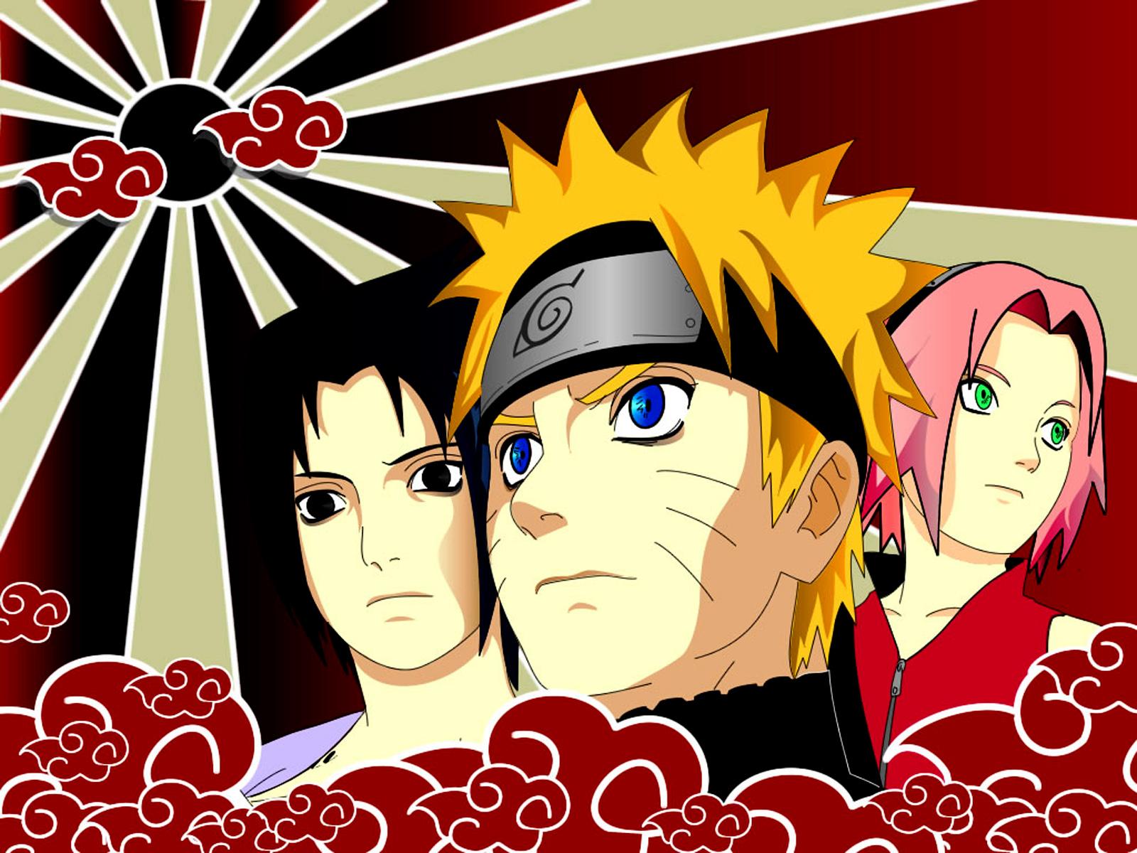 Naruto:Shippuden Naruto Uzumaki Wallpapers ~ Cartoon ...
