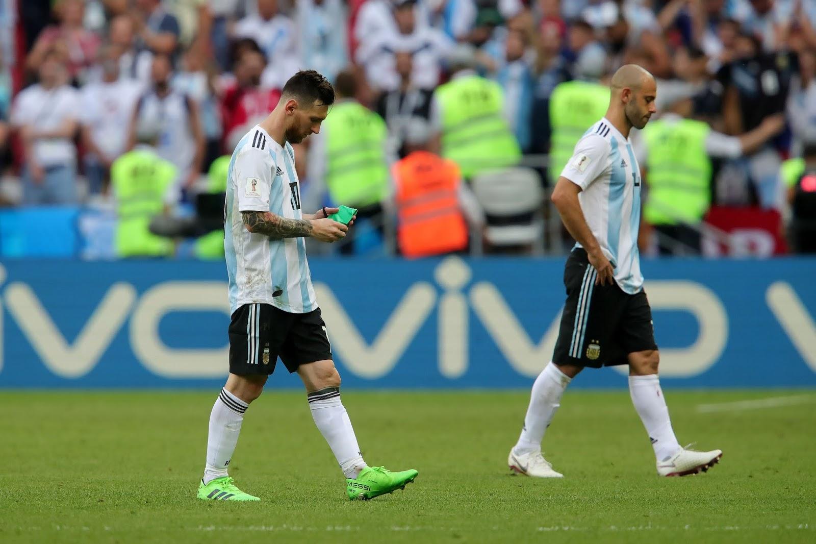 Argentina luchó hasta el final pero cayó ante Francia 4-3 y quedó ...