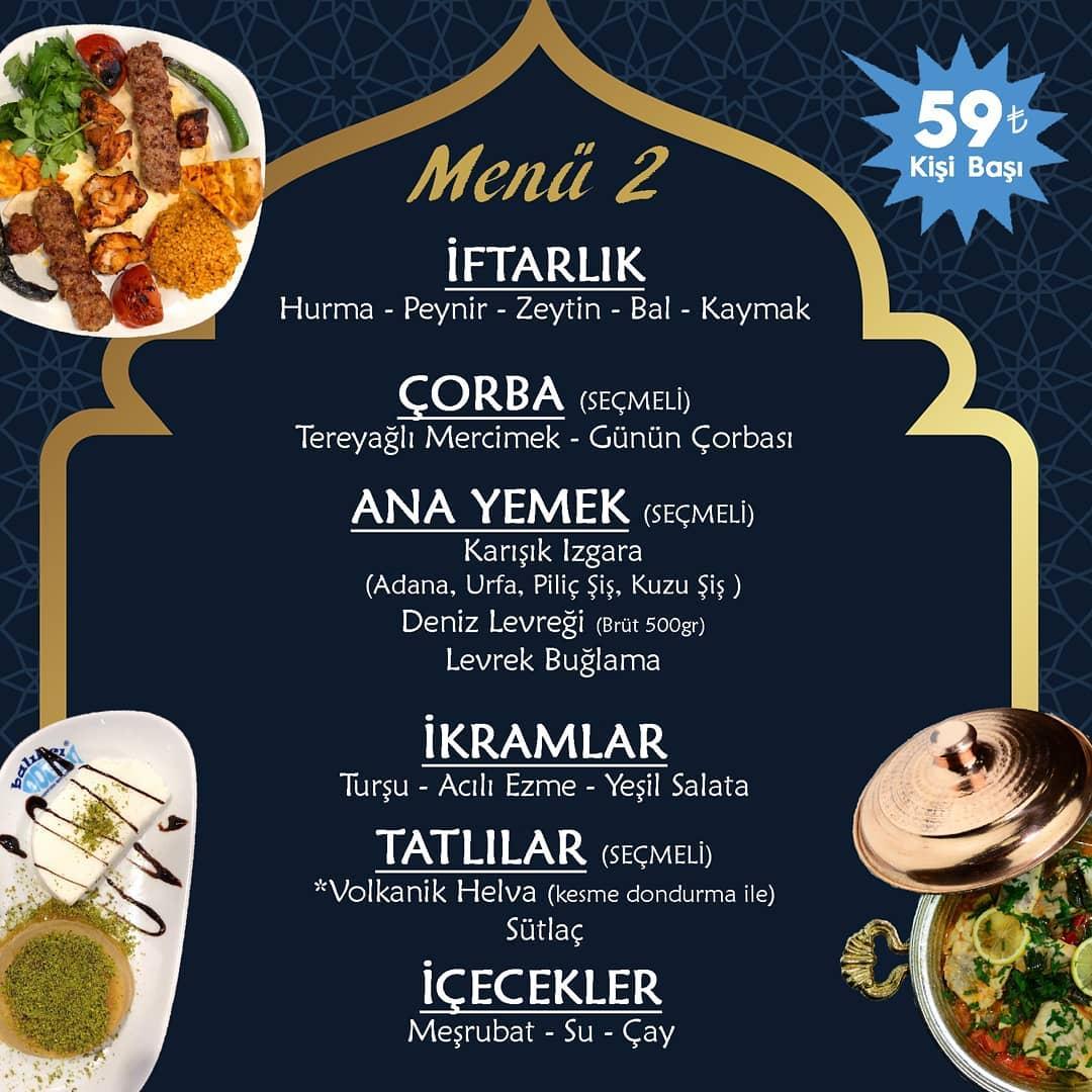ankara iftar mekanları 2019 ankara iftar menüsü fırsatları ankara iftar menüleri