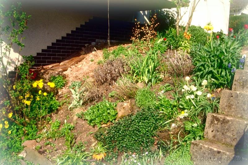 beim kräuterfraala: gartengestaltung - insektenhotel, Garten ideen