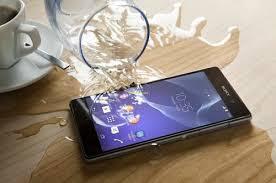 مميزات وعيوب الهواتف المقاومة للماء
