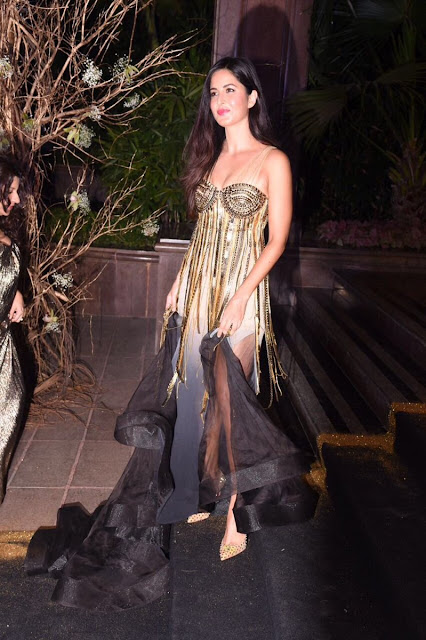 Katrina Kaif At Manish Malhotra's Birthday Party 2016