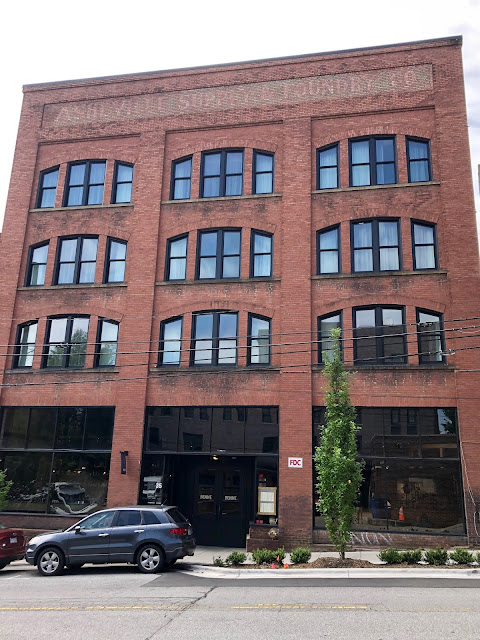 Almost Lost to Time But Now a Real Find for the Traveler to Asheville, North Carolina:  The Foundry Hotel