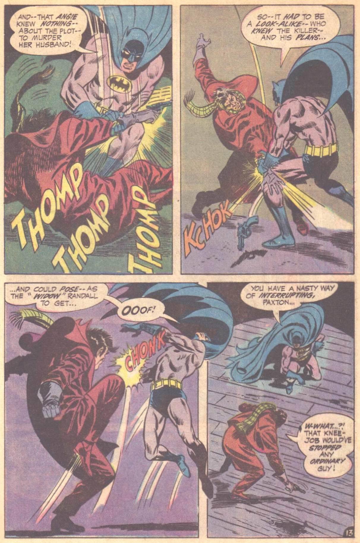 Detective Comics (1937) 403 Page 16
