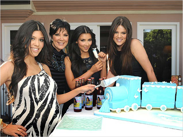 KINDERPLAYS: Party Hopper: Celebrity baby shower