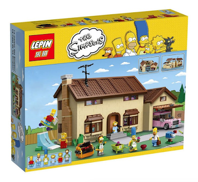 its-not-lego.blogspot.com, lepin 16005 simpsons