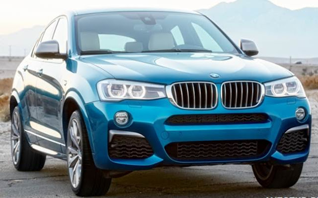 2017 BMW X4 M40 Review
