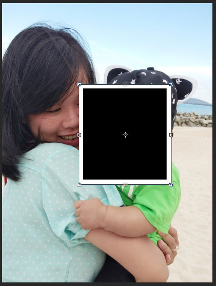 poto kolase polaroid