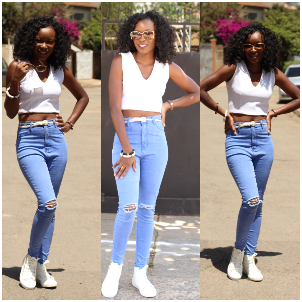 276106edb2f High waist jeans are my go to pants all day every day. I love how they  accentuate the hips and give shape to all body types.