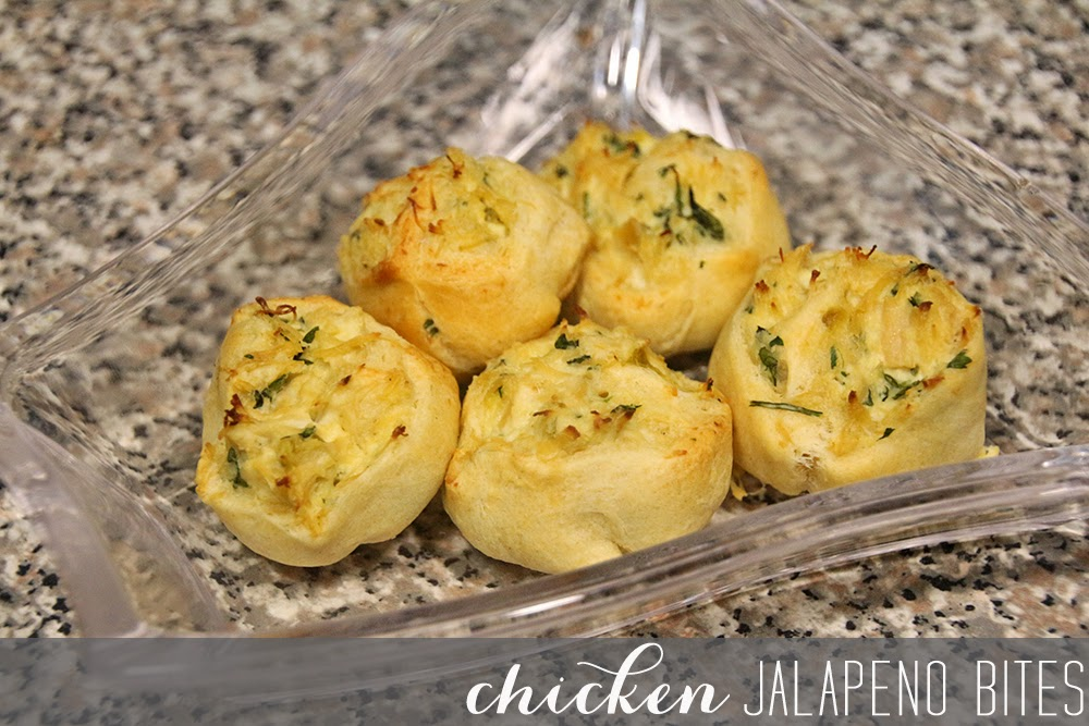 Chicken Jalapeno Bites