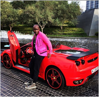 B-Club Owner Barry Ndengeyingoma