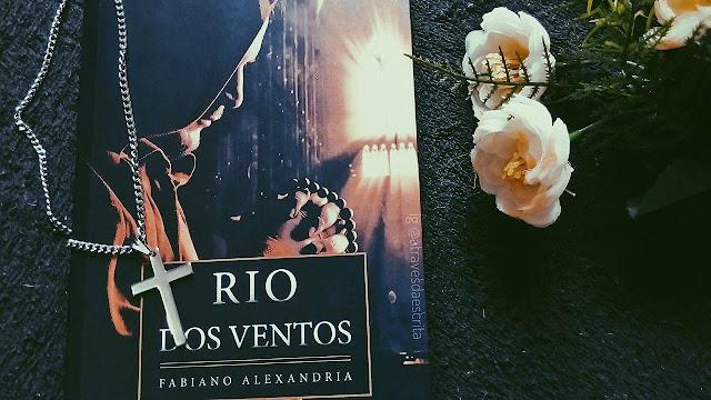 rio dos ventos, autografia, fabiano alexandria, literatura nacional, literatura brasileira, eu leio nacionais, livros nacionais, livros, suspense, livros policiais