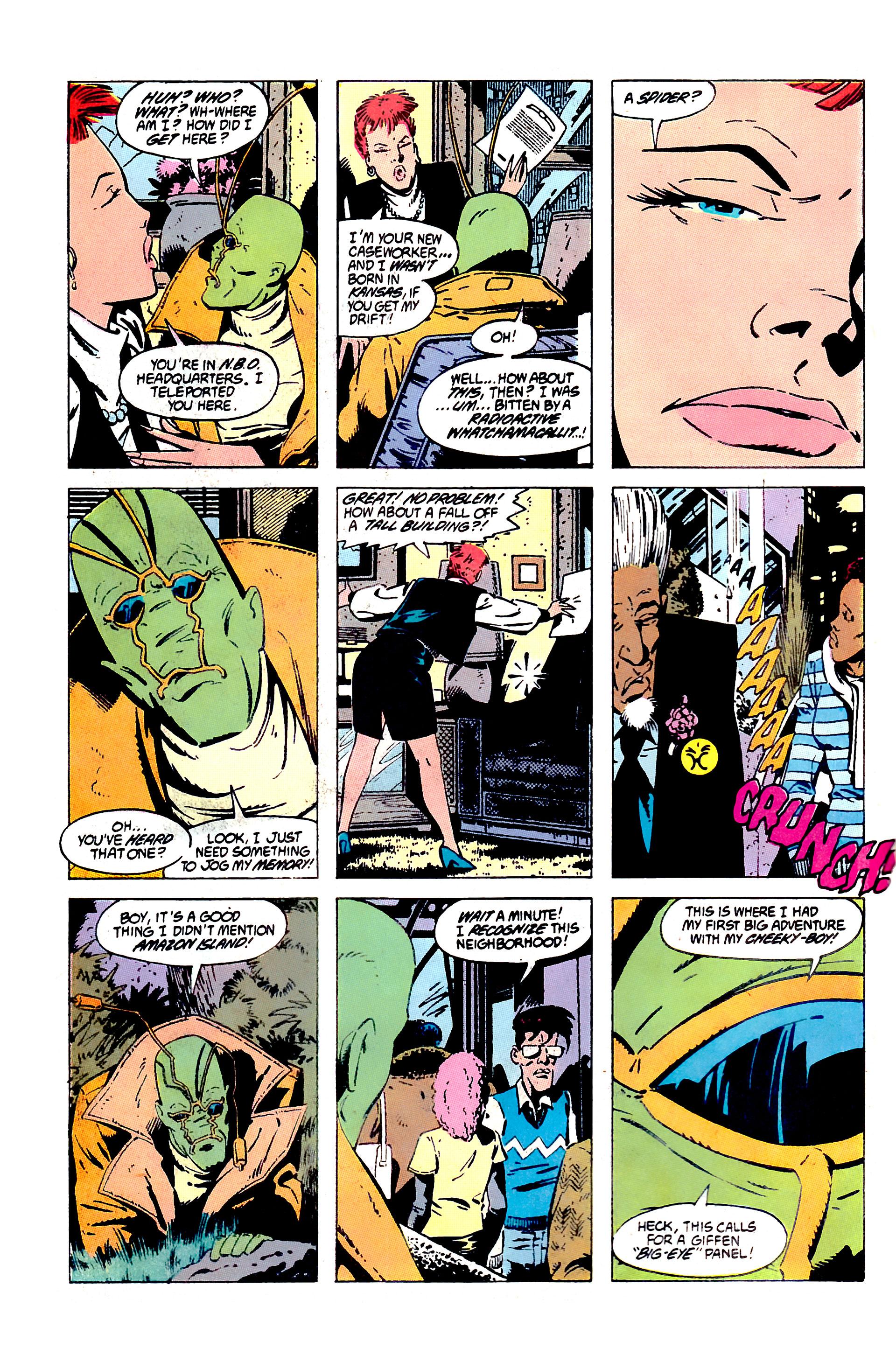 Secret Origins (1986) issue 48 - Page 6