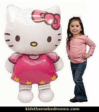 Hello Kitty Giant Gliding Balloon