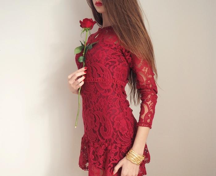stylizacja na Walentynki