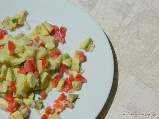 Πατατοσαλάτα με αβοκάντο – Avocado potato salad