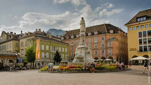 Bolzano Italia Dolomitas