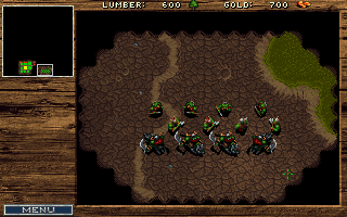 Warcraft Orcs Humans Walkthrough Orc Campaign Map 5