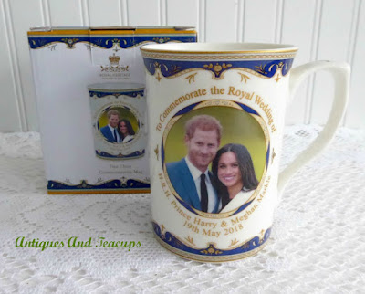 Our Prince Harry and Meghan Royal Wedding Mugs Have Arrived