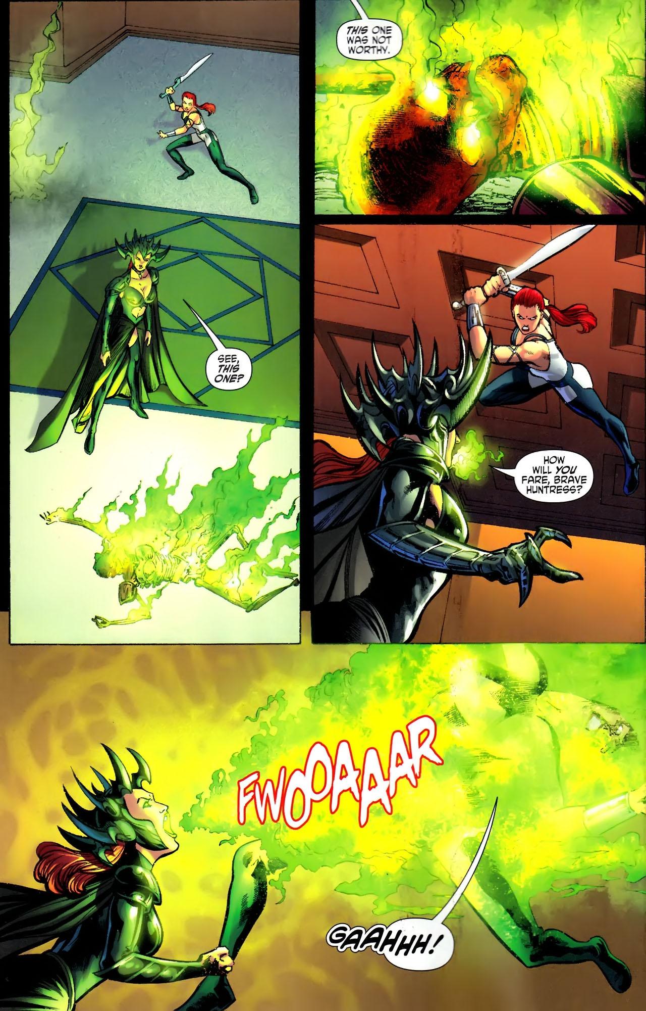 Read online Wonder Woman (2006) comic -  Issue #611 - 14