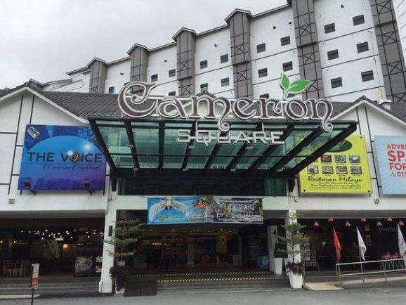 Tempat menarik di Cameron Highland cameron square