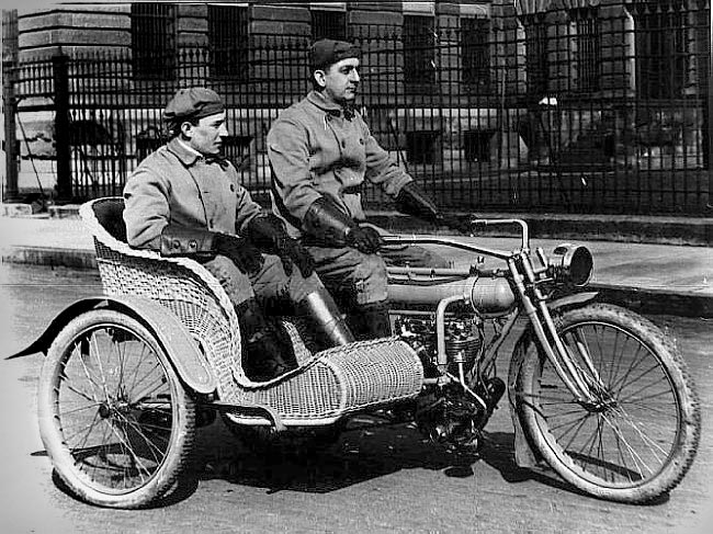 Unusual Sidecars | The Triumph Forum |Funny Motorcycle With Sidecar